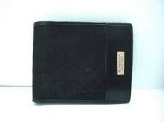 Burberry Black Label(バーバリーブラックレーベル)/2つ折り財布