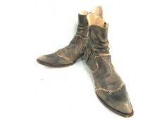 アベイカのブーツ