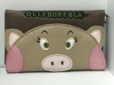 OLLEBOREBLA(アルベロベロ)/札入れ