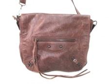 BALENCIAGA(バレンシアガ)のザ・フォルクのショルダーバッグ