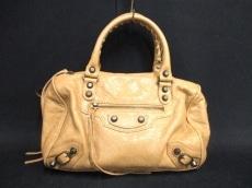 BALENCIAGA(バレンシアガ)のクラシック・ミニ・トゥイギーのハンドバッグ