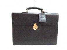 バーバリーロンドンのビジネスバッグ