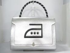 Anya Hindmarch(アニヤハインドマーチ)のバサースト サッチェルのハンドバッグ