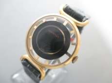 ジュベニアの腕時計