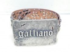 galliano(ガリアーノ)のベルト
