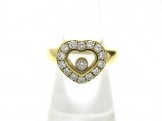 Chopard(ショパール)のハッピーダイヤモンドリング