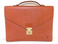 LOUIS VUITTON(ルイヴィトン)のポルトドギュマンバンドリエールのビジネスバッグ