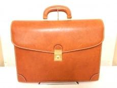 デルガのビジネスバッグ