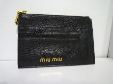 miumiu(ミュウミュウ)のコインケース