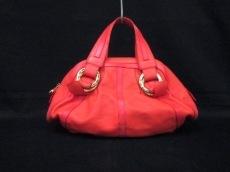 BVLGARI(ブルガリ)のドッピオのハンドバッグ