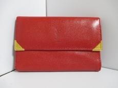 YvesSaintLaurent(イヴサンローラン)/3つ折り財布