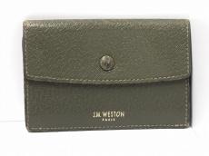 J.M. WESTON(ジェイエムウェストン)のカードケース