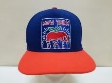 キースへリングの帽子
