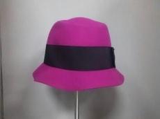 ボルサリネッテの帽子