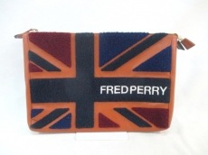 FRED PERRY(フレッドペリー)/クラッチバッグ