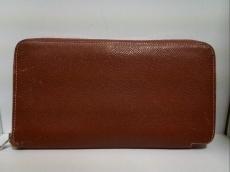 HERMES(エルメス)のアザップ ロング シルクインの長財布