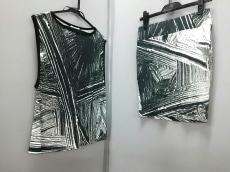 Helmut Lang(ヘルムートラング)のスカートセットアップ