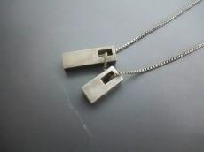 コムサデモードシャリテのネックレス