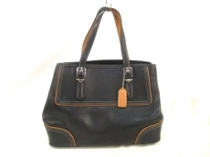COACH(コーチ)のハンプトン スモールキャリーオールのハンドバッグ