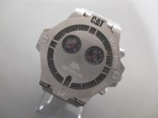 キャタピラーの腕時計