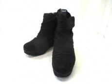 エルディータートルのブーツ