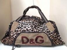 D&G(ディーアンドジー)/ボストンバッグ