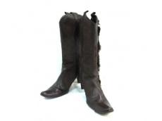 レキップ ヨシエイナバのブーツ