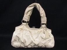 COACH(コーチ)のパーカーオプアートサッチェルのショルダーバッグ