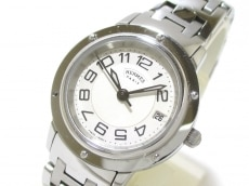 HERMES(エルメス)のクリッパークラシックの腕時計