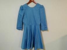 ジンジャーエールのドレス