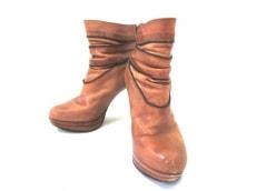 エバードのブーツ