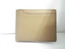 ミラグロの2つ折り財布