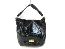 COACH(コーチ)のクリスティンパテントレザーホーボーのハンドバッグ