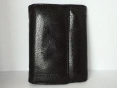 GIORGIOARMANI(ジョルジオアルマーニ)/3つ折り財布
