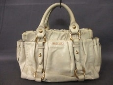 miumiu(ミュウミュウ)のハンドバッグ