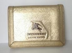 バーバリーブルーレーベルのカードケース