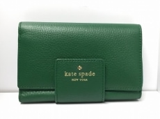 Kate spade(ケイトスペード)/3つ折り財布