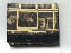 JeanPaulGAULTIER(ゴルチエ)/Wホック財布