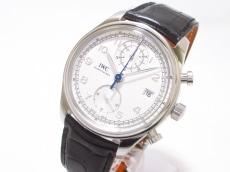IWC(アイダブリューシー) 腕時計 ポルトギーゼ ヨットクラブ クロノグラフ IW390206