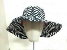 DIANE VON FURSTENBERG(DVF)(ダイアン・フォン・ファステンバーグ)の帽子