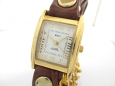 ラメールの腕時計
