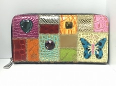 ミケランジェロの長財布