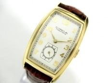 サーカの腕時計