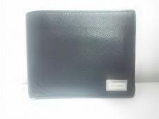 DOLCE&GABBANA(ドルチェアンドガッバーナ)/2つ折り財布
