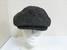 Harris Tweed(ハリスツイード)/帽子