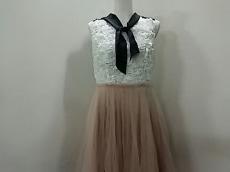 DOUBLE STANDARD CLOTHING(ダブルスタンダードクロージング)のドレス