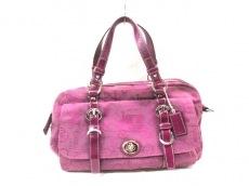 COACH(コーチ)のチェルシー ホースアンドキャリッジ サッチェルのハンドバッグ