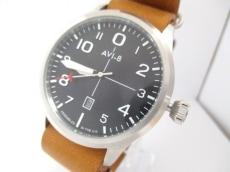 AVI-8(アヴィエイト)の腕時計