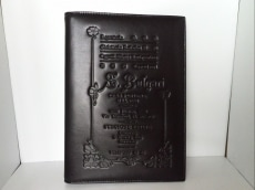 BVLGARI(ブルガリ)/手帳