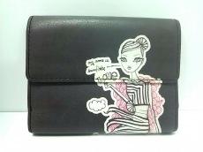 ジェフリーフルビマーリの3つ折り財布